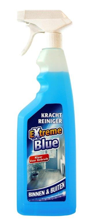 Extreme Blue Spray