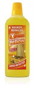 Extreme Yellow keukenreiniger