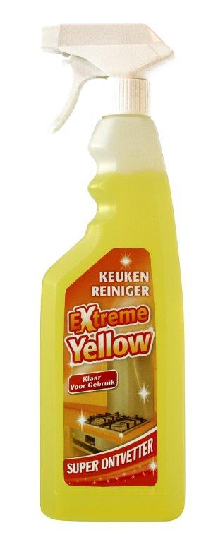 Extreme Yellow keukenreiniger Spray
